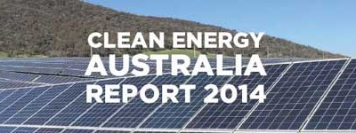 Clean Energy Australia Report