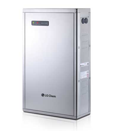 LG Chem RESU Energy Storage