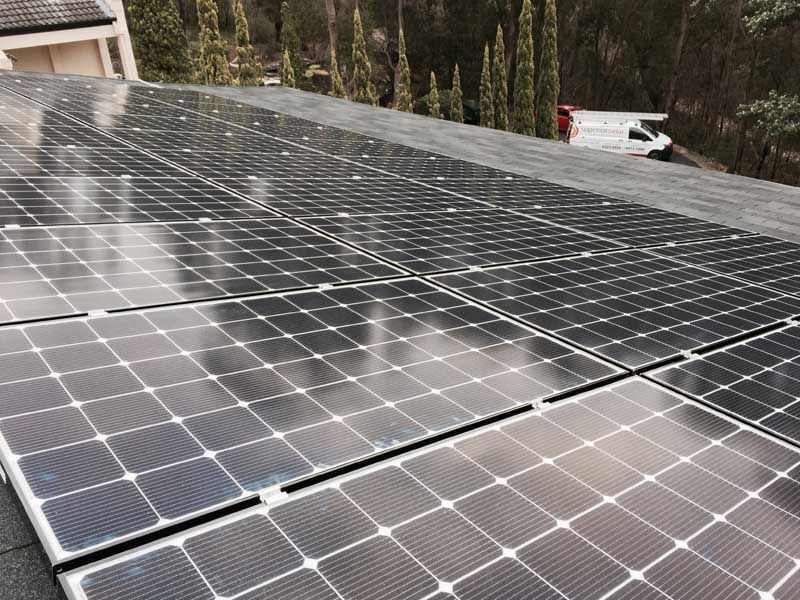Residential Solar Wahroonga