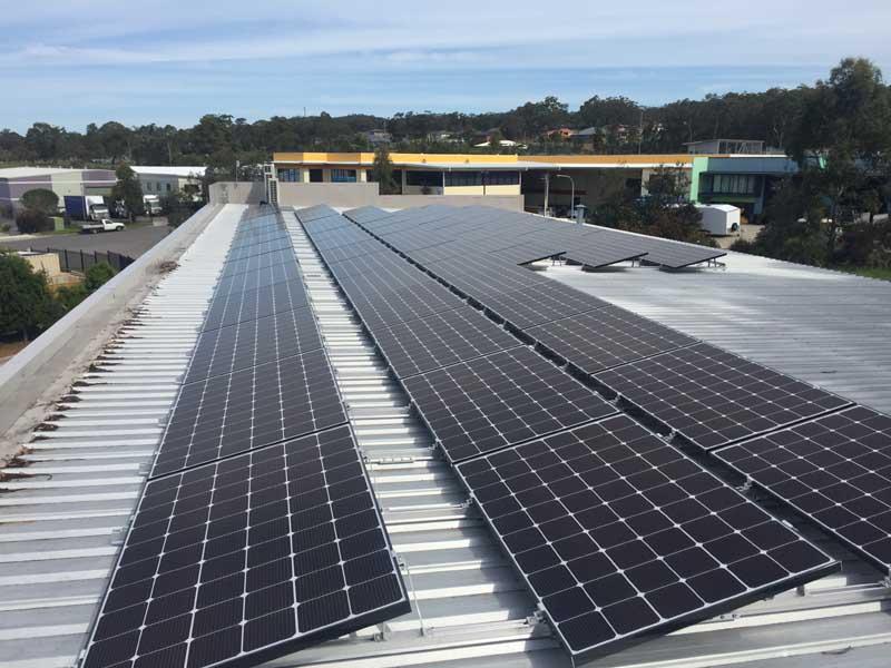 Commercial Solar Toronto NSW