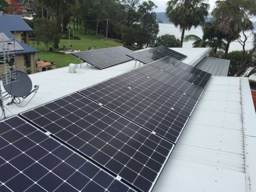 Residential Solar Yattalunga, NSW