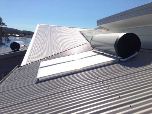 Residential Solar Hot Water Daleys Point NSW