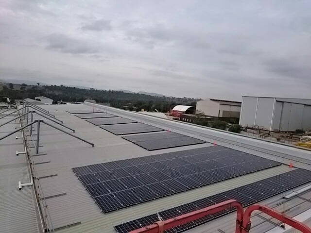Commercial Solar Hunter Valley NSW