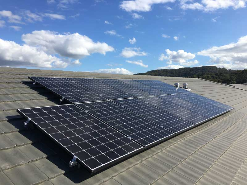 Residential Solar Power Forresters Beach NSW