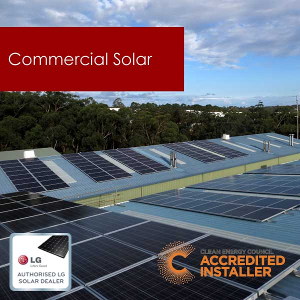 Commercial Solar 10-100kW