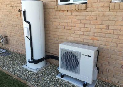 Sanden Heat Pump Forresters Beach