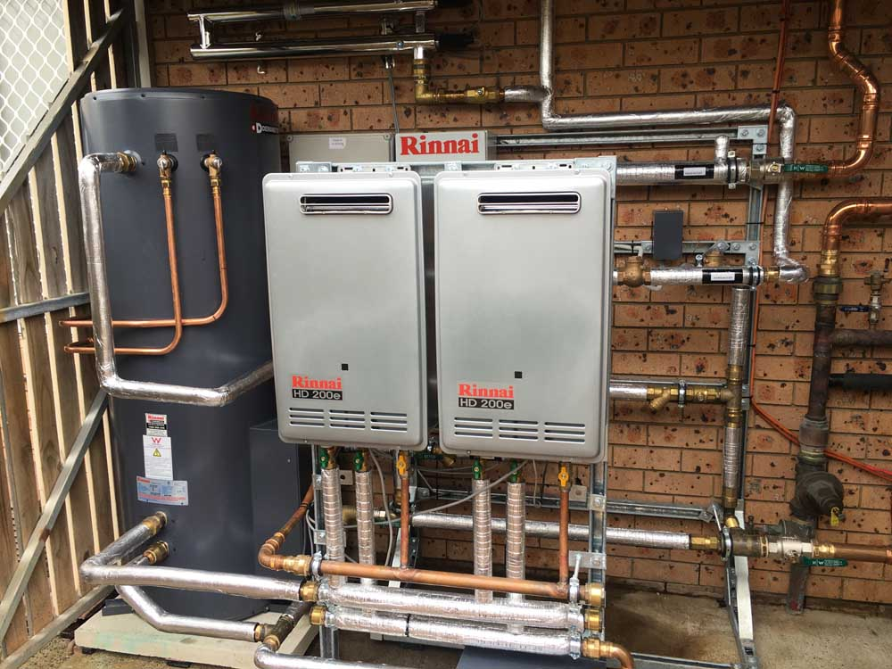 Commercial Hot Water East Gosford NSW