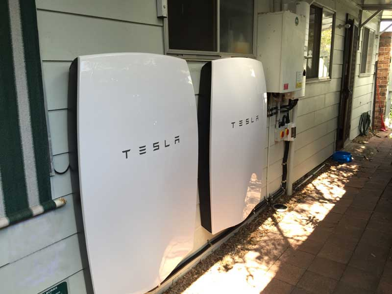 Solar + Tesla Powerwall Umina