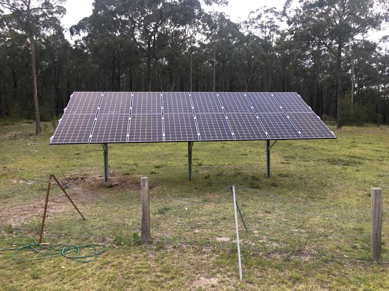 Off Grid Solar Booral NSW
