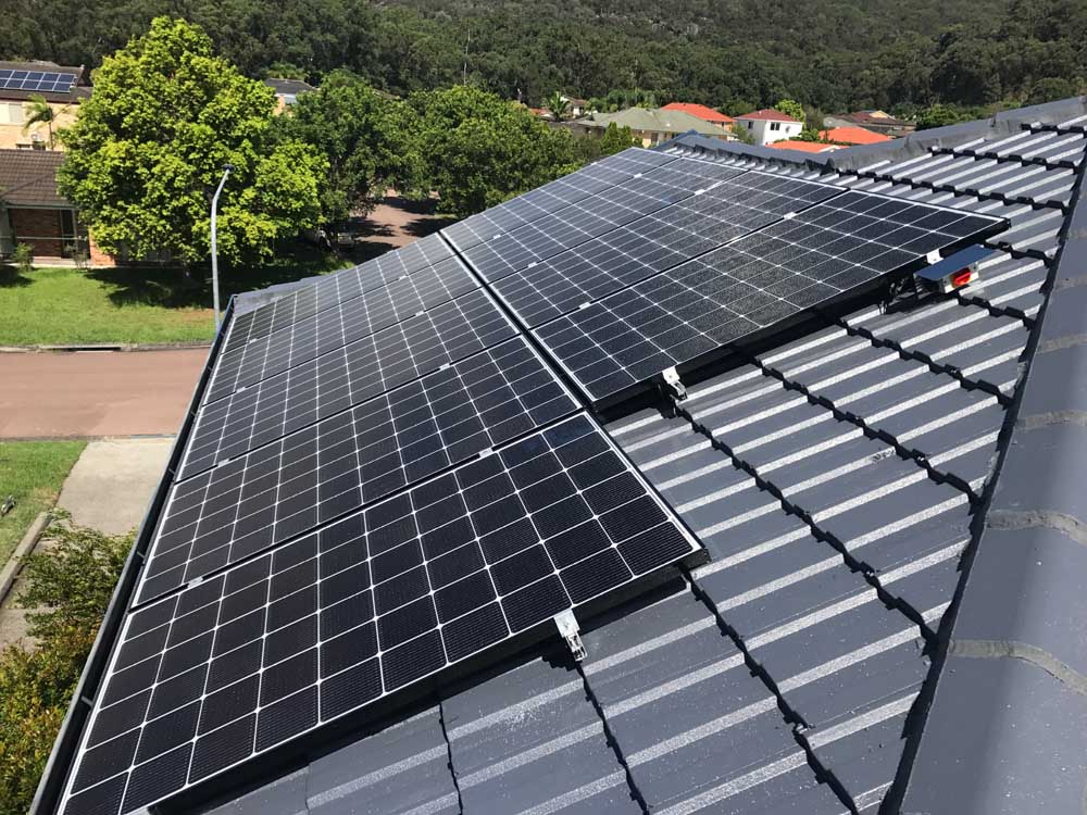 Residential Solar Point Clare