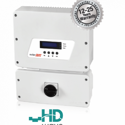 SolarEdge Edge HD Wave Inverter plus StorEdge