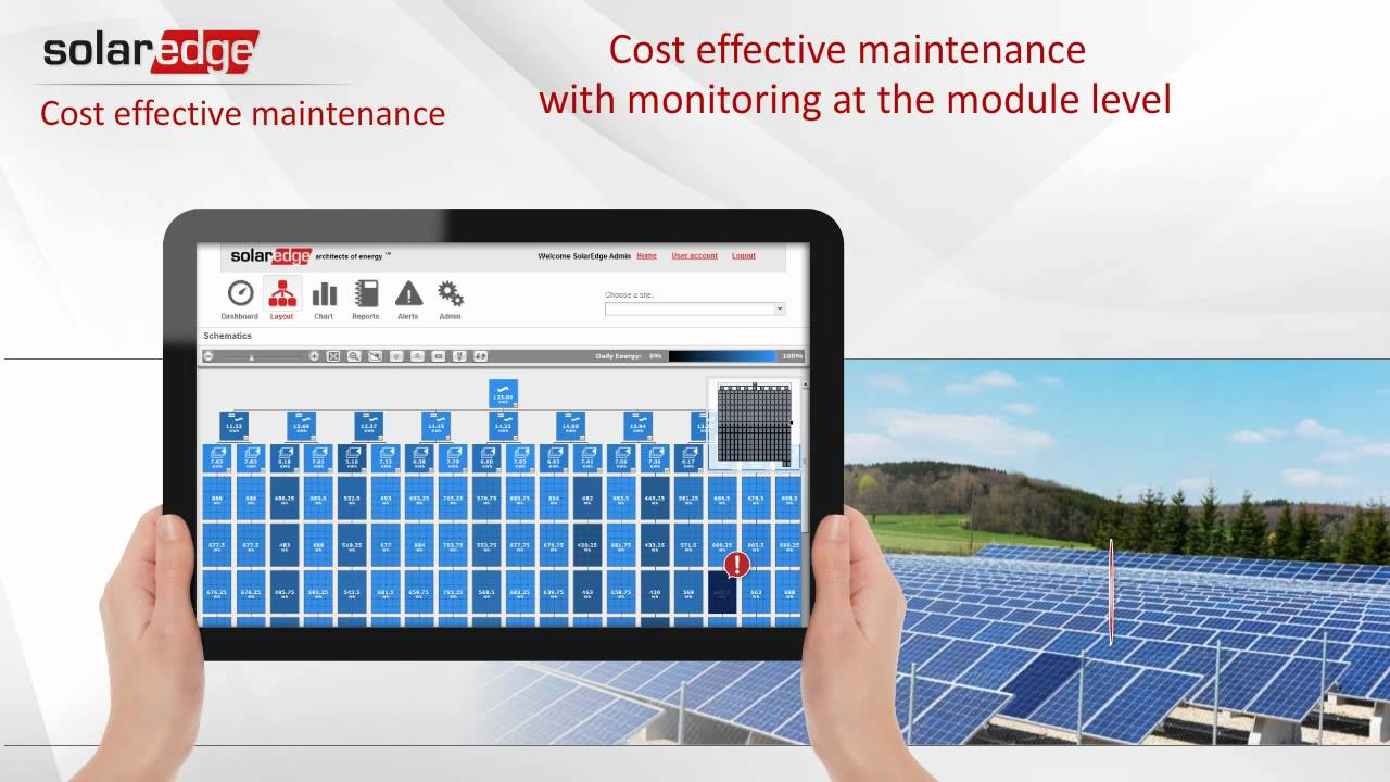 SolarEdge Monitoring System