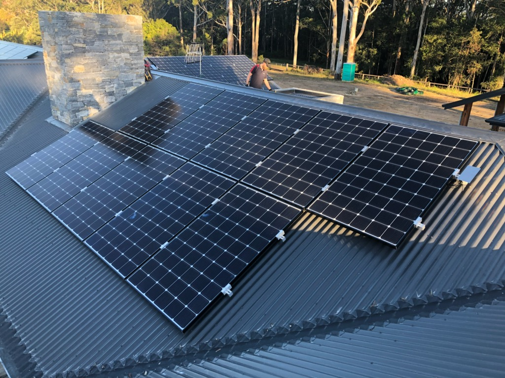 Solar Power Matcham