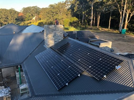 Solar Power & Home Battery Matcham Central Coast NSW