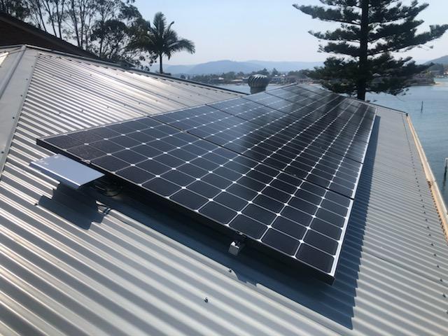 Solar Daleys Point