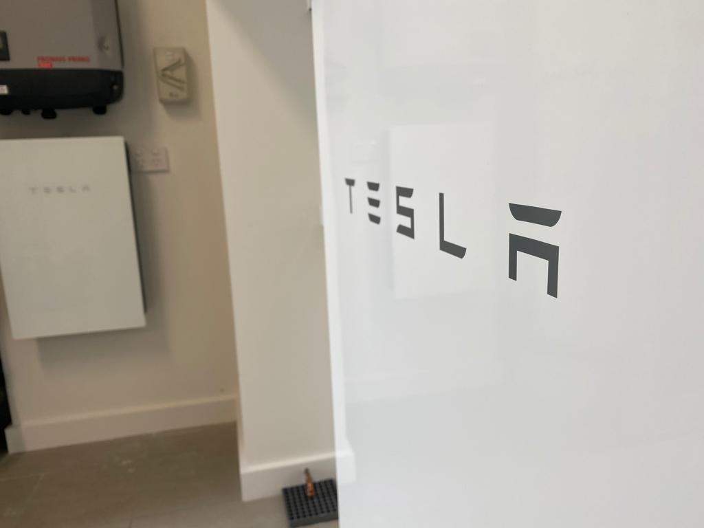 Tesla Home Battery Macmasters Beach