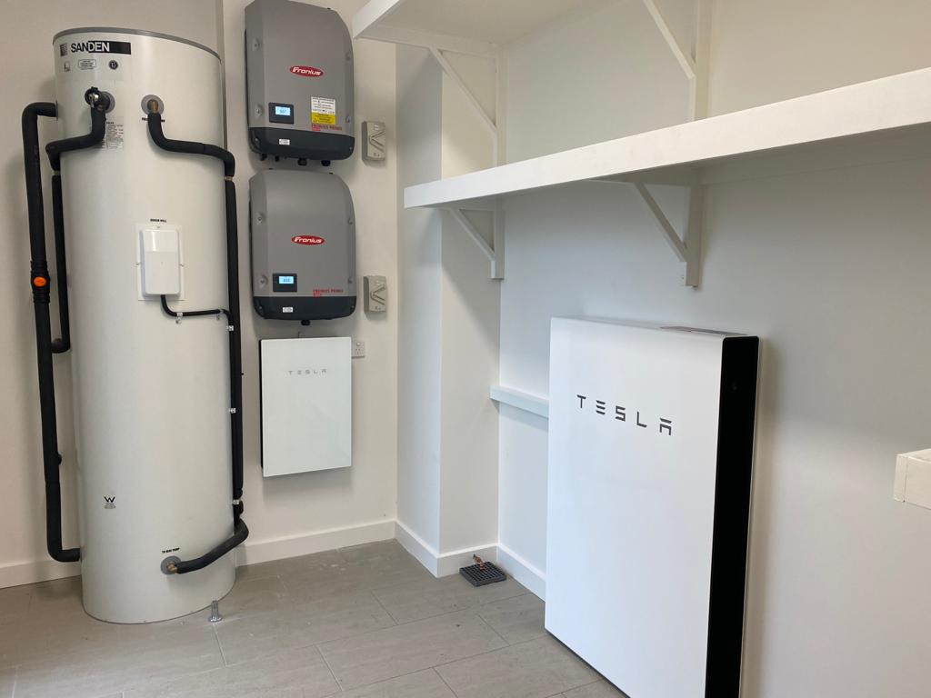 Tesla Home Battery Macmasters Beach
