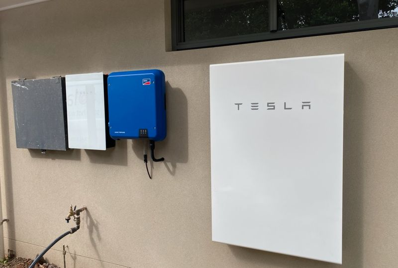 Solar Batteries for essential load during power outages - Terrigal, Central Coast