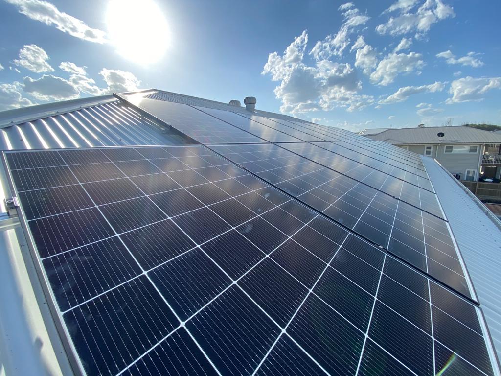 Solar Power Catherine Hill Bay
