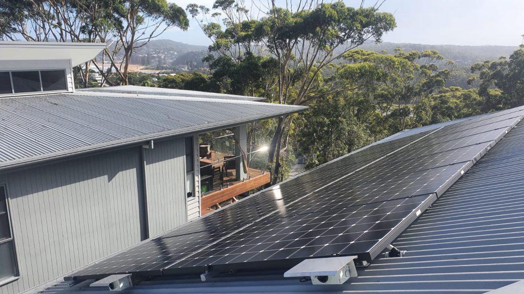 Avoca Beach Solar Power